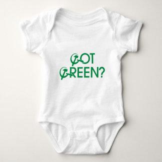 Got Green? Baby Bodysuit