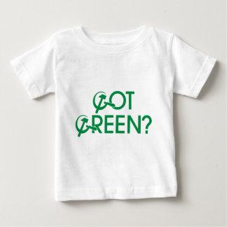 Got Green? Baby T-Shirt
