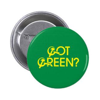 Got Green Pins