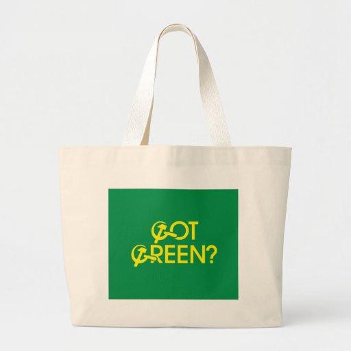 Got Green? Bag