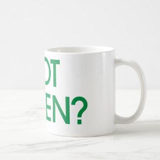 Got Green? Basic White Mug