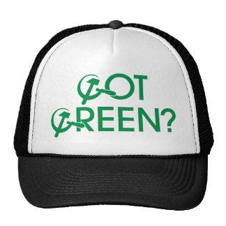 Got Green? Cap