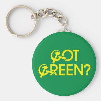 Got Green? Key Chains