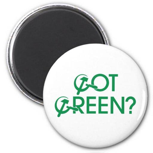 Got Green? Magnets