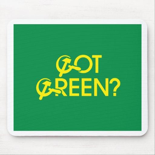 Got Green? Mousepad