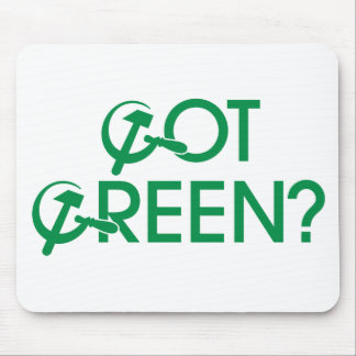 Got Green? Mouse Pads