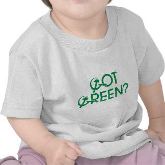 Got Green? T-shirts