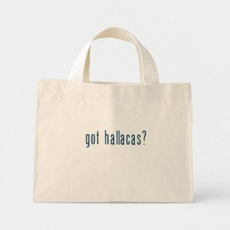 got hallacas mini tote bag