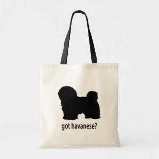 Got Havanese Tote Bag