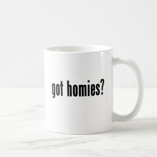 got homies? coffee mugs