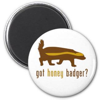 got honey badger? fridge magnets
