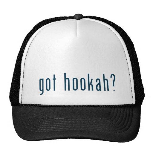 got hookah trucker hats
