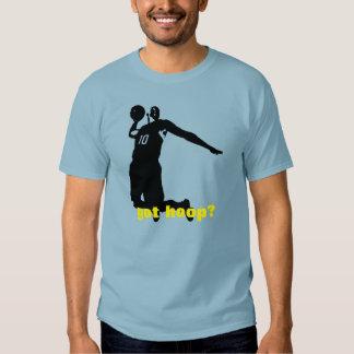 Got Hoop? Basketball Grey T-Shirt