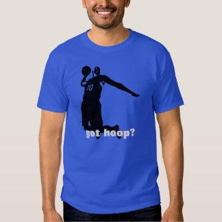 Got Hoop? Basketball T-Shirt - Deep Royal Blue