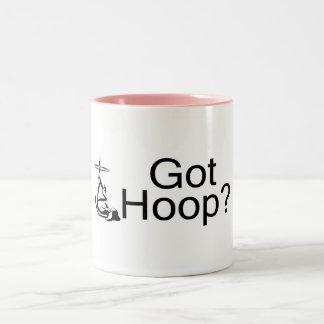 Got Hoop Hula Hoop Girl Coffee Mugs
