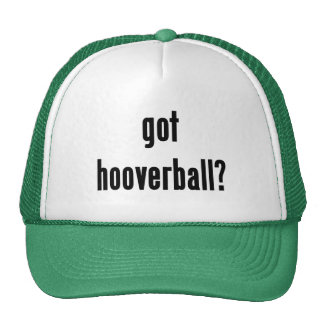 got hooverball? cap