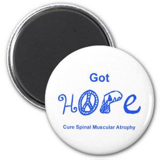 Got Hope - Blue Magnet