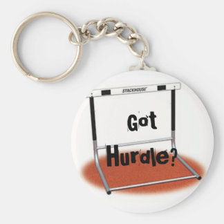 Got Hurdle? Key Ring