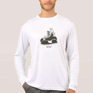 Got Ice Hockey Skate Longsleeve Microfiber Shirts