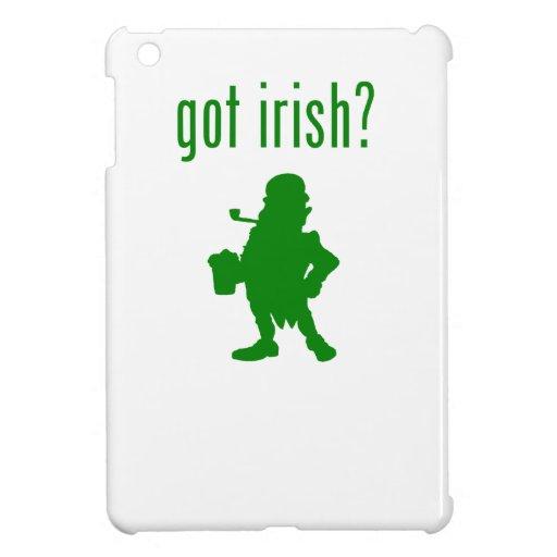 got irish? Leprechaun iPad Mini Cases