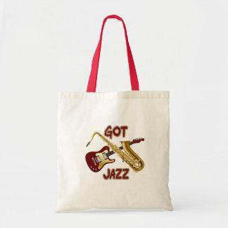 GOT JAZZ TOTE BAG