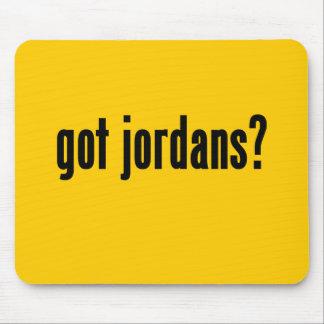 got jordans mousepads