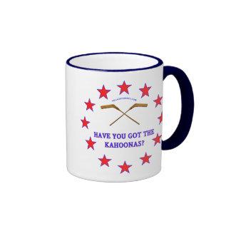 Got Kahoonas Hockey Coffee Mugs