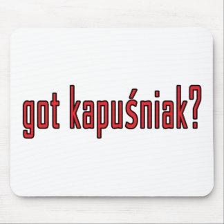 got kapusniak mouse mats