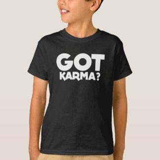 """Got Karma, text words""""Got Karma"""", words, Karma T-Shirt"""