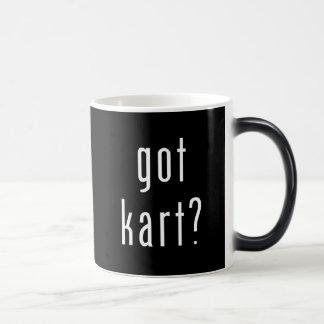 got kart? Mug - Black