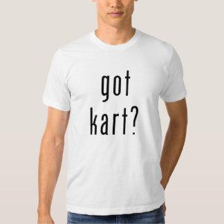 got kart? Shirt - White