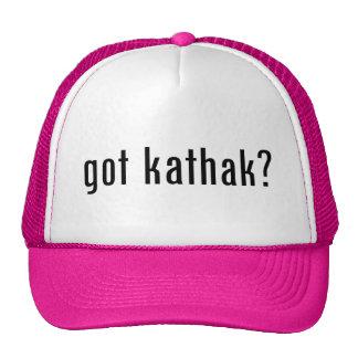 got kathak? cap
