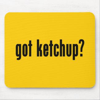 got ketchup mousepad
