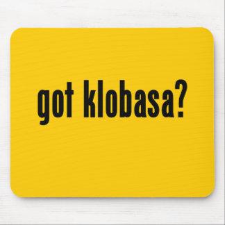 got klobasa mousepads