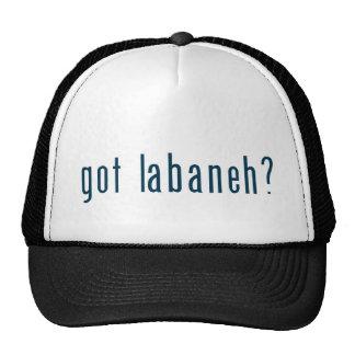 got labaneh trucker hats