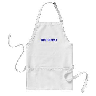 got latkes? apron