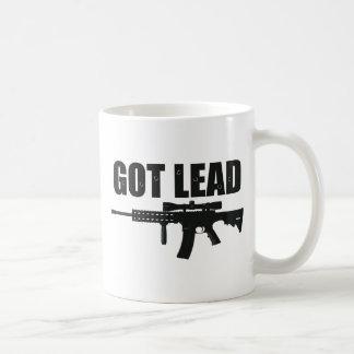 got lead 2 mugs