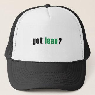Got lean?  Six sigma Hat
