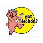 Got Lechon Postcard