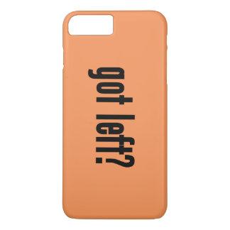 got left? iPhone 7 plus case