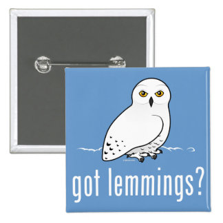 got lemmings pins
