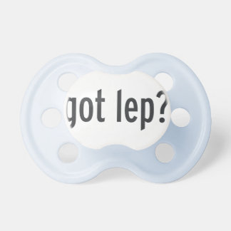 GOT LEP BABY PACIFIERS