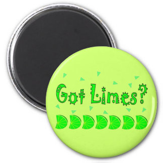 Got Limes Confetti Lime Lovers Shirts Gifts Refrigerator Magnet