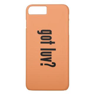 got luv? iPhone 7 plus case