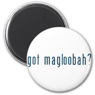 got magloobah 6 cm round magnet