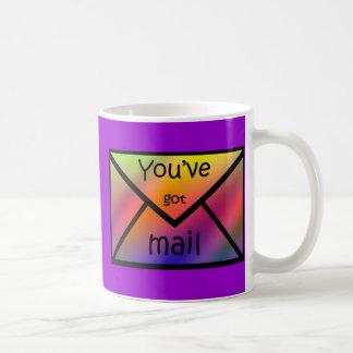 got mail coffee mug