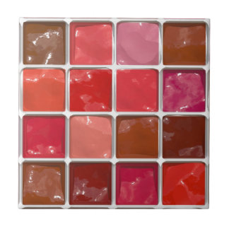 Got Makeup? - Lipstick box Tile