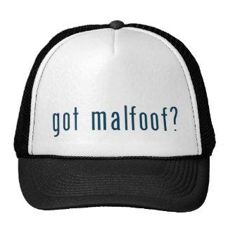 got malfoof hats