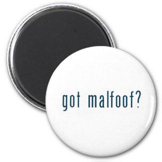 got malfoof 6 cm round magnet