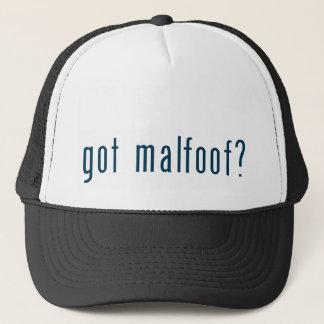 got malfoof trucker hat